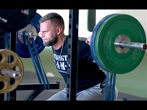 Accommodating Contrast Lower Body Training | Overtime Athletes