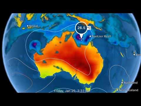 Global weather / Earthquakes / Cyclone Desmond Floods Africa / 6.7 EQ Prince Edward Islands