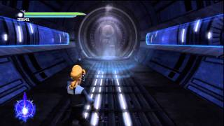 Invisible Power Core Glitch in Star Wars The Force Unleashed 2