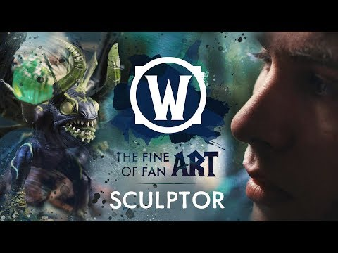 The Fine Art of Fan Art: Skulpteur (Deutsche Untertitel)