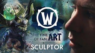 The Fine Art of Fan Art: Skulpteur (Deutsche Untertitel)