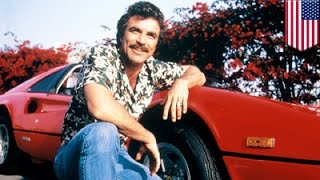 Water theft: Magnum P.I. star Tom Selleck accused of stealing water for avocado farm - TomoNews