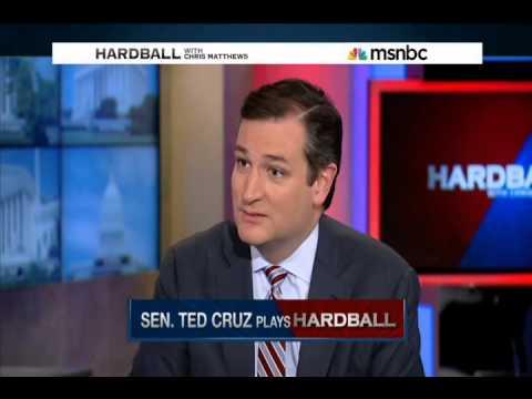 Ted Cruz Schools Chris Matthews on 2000 Bush v. Gore Florida Recount