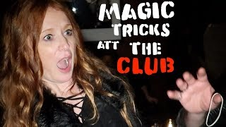 Magic at The Club l Julien Magic