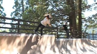 Blog Cam #25 - Element Skate Camp with Vanessa Torres & Lacey Baker