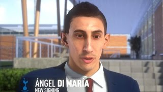 FIFA 17 - THE JOURNEY #4 - DI MARÍA no TOTTENHAM ??? (Gameplay PS4/XONE/PC)