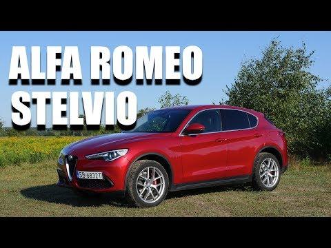 Alfa Romeo Stelvio 280HP (ENG) - Test Drive and Review