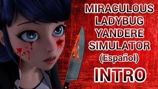 YANDERE SIMULATOR - MIRACULOUS LADYBUG (Español)