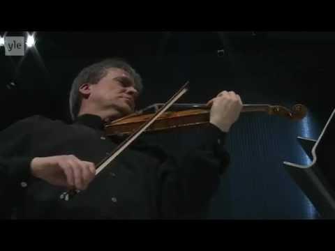 Kimmo Hakola: Violin Concerto - John Storgårds (2/3)