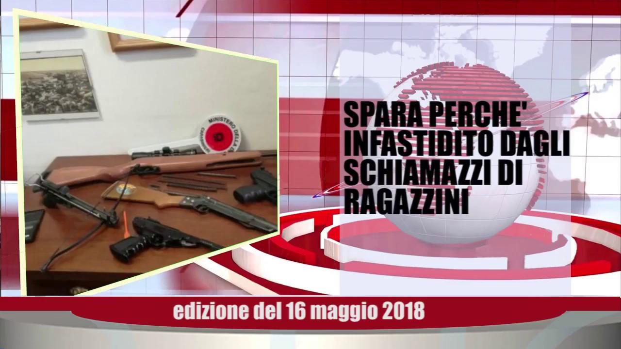 Velluto Notizie Web Tv Senigallia Ed  16 05 2018