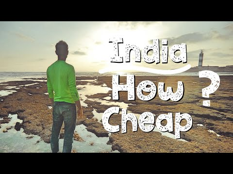 Cost of things in India (Is India Expensive to Visit? 🤔)