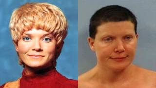 Star Trek Voyager actress Jennifer Lien arrested