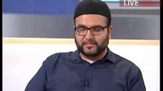 """Islam und Blasphemie?  Mohamed """"Eine Abrechnung"""""""