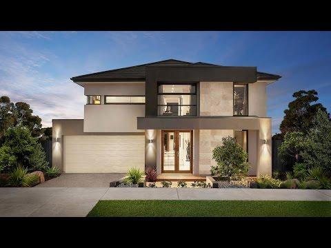 Интерьер дома в черно белом цвете. Загородный дом находится в Мельбурне.