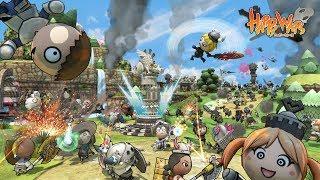 Happy Wars Gameplay (PC windows 10)