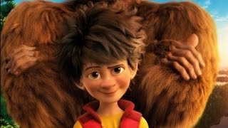 Сын йети - Тизер-трейлер 2017 (ENG)   The Son of Bigfoot (Мультик)