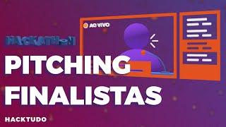 HACKTUDO | Hackathon OLX - Pitching Finalistas