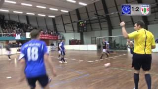 TSV Marl Hüls - VfB Hüls (2.Gruppenspiel; 09.01.15 Hallenstadtmeisterschaft 2015)