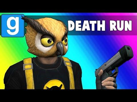 Gmod Deathrun - New Vanoss Player Model! (Garry's Mod Funny Moments)