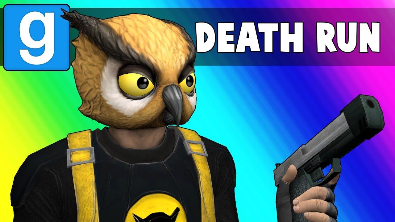 gmod deathrun new vanoss player model garry s mod funny moments