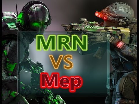 MRN- Marine vs Mep- Middle East Phoenix - Clan Match on Nukes
