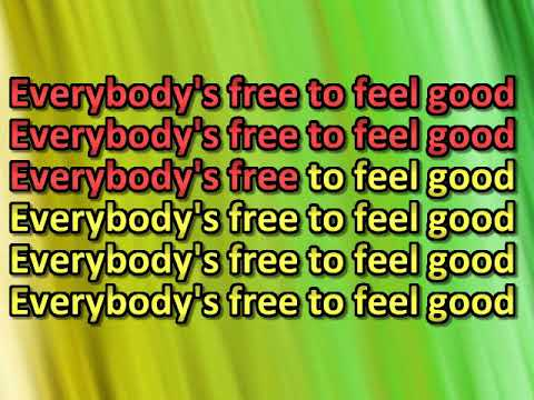 Rozalla   EVERYBODY'S FREE TO FEEL GOOD