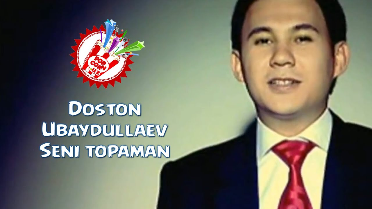 Doston Ubaydullaev - Seni topaman (Official music video)