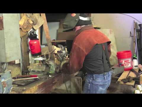 How To: Making Metal Leaves Video 3-BillyDillardArt