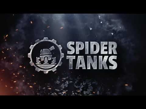 Spider Tanks – Battle-to-Earn Blockchain Brawler from Gala Games and GAMEDIA