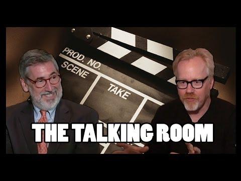 Director John Landis Talks with Adam Savage