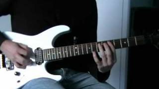 Holy Diver - Killswitch Engage - Guitar Lesson