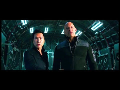 xxx return of the xander cage Vin Diesel final fight in plane