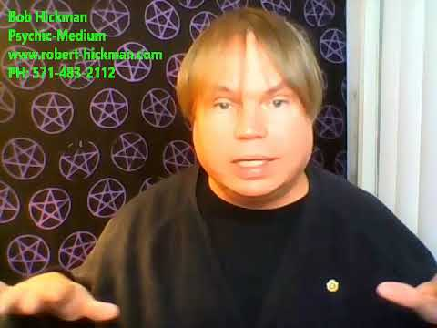 Messages from the Spirit World 10-17-2017 with Bob Hickman Psychic Medium
