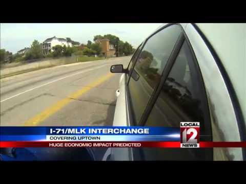 I-71/MLK interchange has huge predicted economic impact