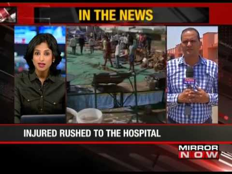 Wall of marriage hall collapses: 24 dead,28 injured in Bharatpur - The News