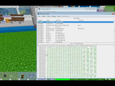 how to hack roblox servers