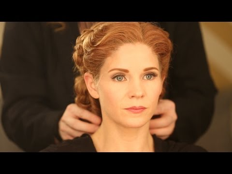 Character Study: THE KING AND I Tony Award Winner Kelli O'Hara Prepares Backstage