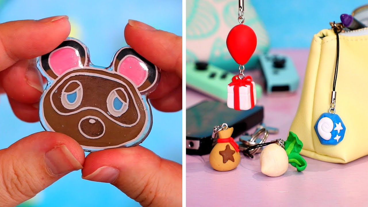 Awesome Animal Crossing Crafts And Video Game DIYs