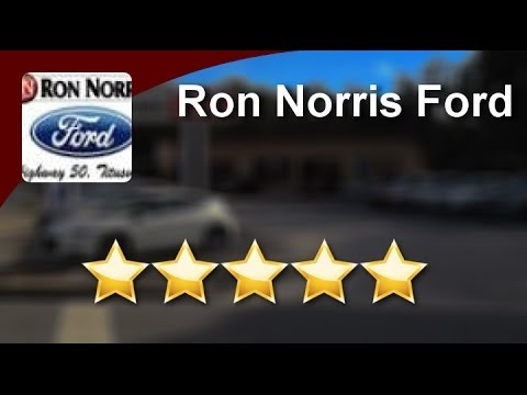 Ron Norris Ford Usville Perfect Five Star Review