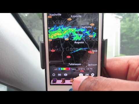 My Radar APP - How To Track The Weather Around You