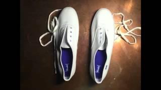 Разрисуй обувь и одежду с помощью маркера Sakura Identi pen<