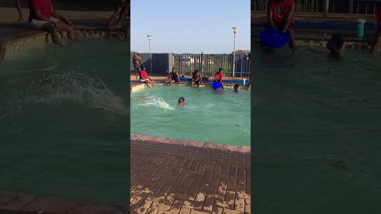 Univen Swimming Pool Jump In 39 S Youtube