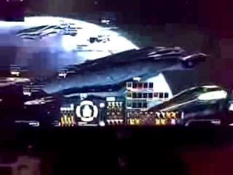 Star Trek Online Obelisk Carrier Youtube