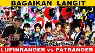 Bagaikan Langit || Versi Nama actor dan pemeran Lupinranger vs Patranger 😍