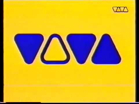 VIVA TV Ident from 1996 (short version)