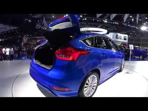 2016, 2017 Ford Focus, новый Форд Фокус