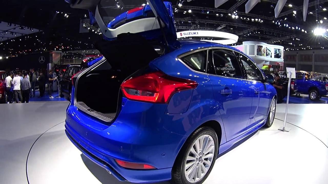 Ford Focus универсал 2017 1.6 (105 л.с.) Powershift SYNC Edition .