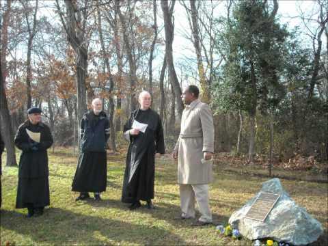 Dedication For Rev David Turner By The Monks Of St