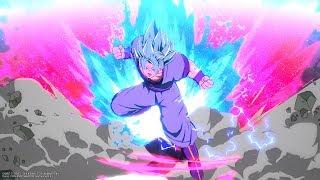 DBFZ - Blue Goku 100% Combos (No DHC) + Bonus