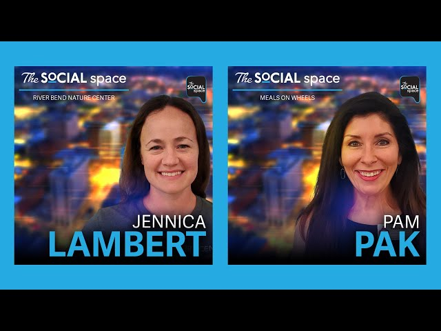 The Social Space episode 10 w/ Jennica Lambert and Pam Pak